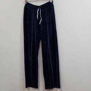 Tommy Hilfiger navy blue women's sleep wear pants